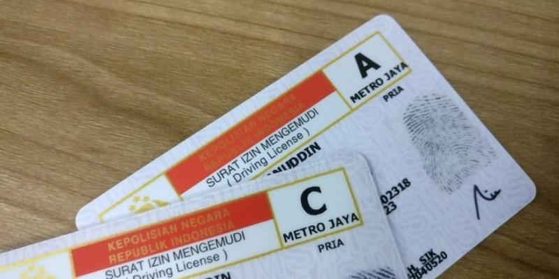 Jangan Panik,  SIM Maret-Mei Dapat Dispensasi Perpanjangan Waktu