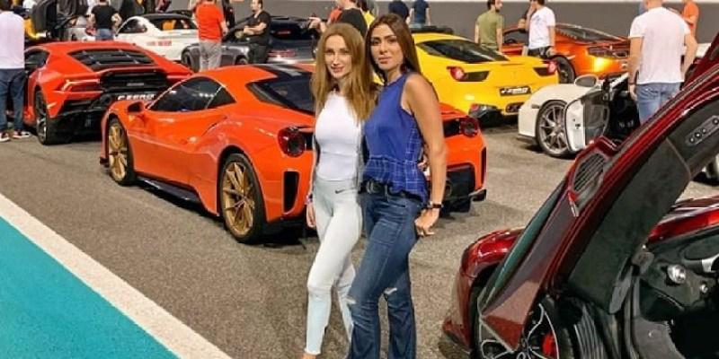 Komunitas Supercar Ini Anggotanya Wanita Cantik dan Seksi