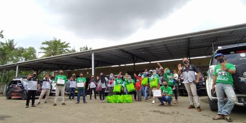 TeRuCi Gelar Aksi Sosial Peduli Covid-19