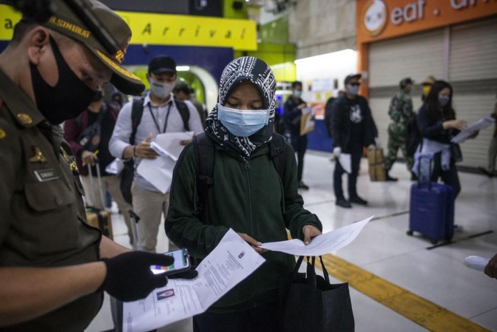 Pemprov DKI Resmi Cabut Surat Izin Keluar Masuk Jakarta