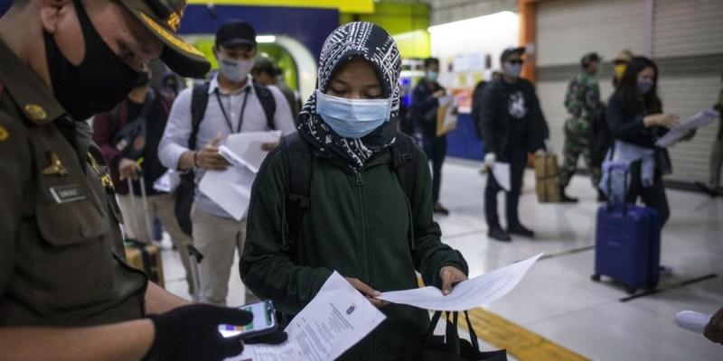 Masuk Jakarta Tanpa SIKM, Ini Sanksinya