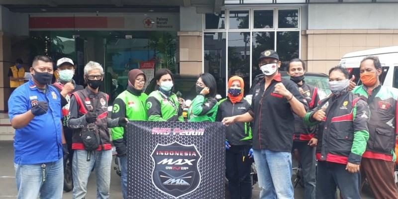 Aksi Sosial saat Pandemi Covid-19, IMO 'Gaet' PMI