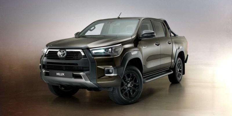 Toyota Hilux 2021, Makin Garang Dengan Mesin Baru