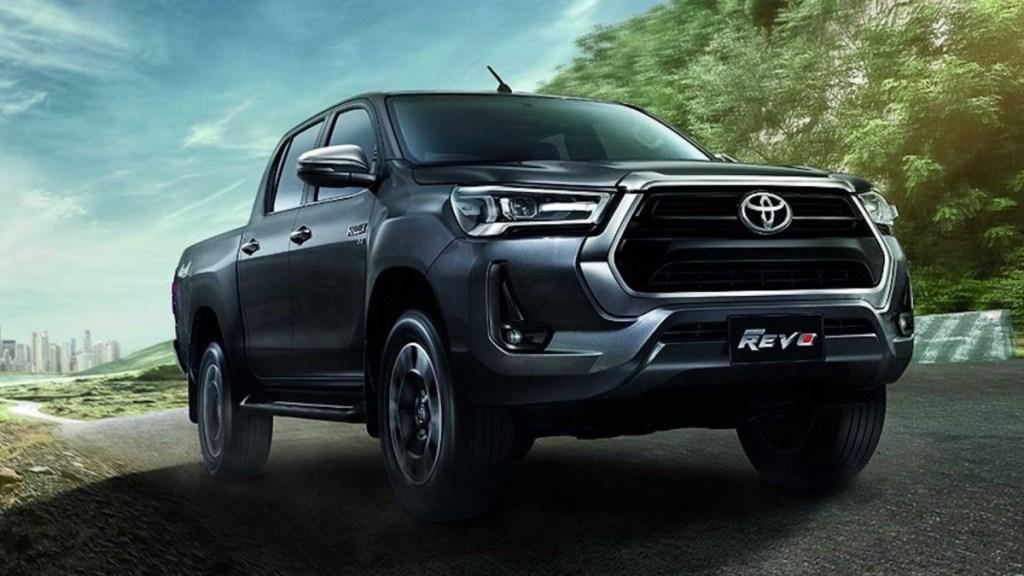 Toyota Hilux Generasi Terbaru Segera Meluncur, Ini Bocorannya