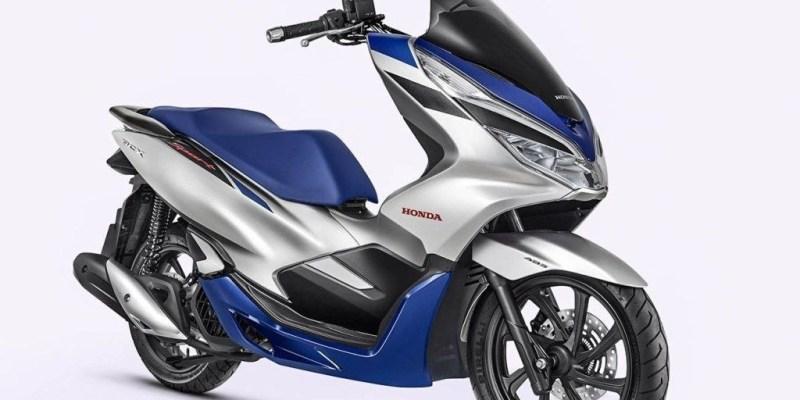 Honda PCX 2020 Lebih Keren dengan Grafis Baru dan Ban Pirelli