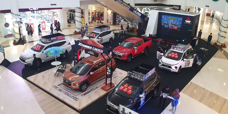 Mitsubishi Motors Auto Show Raih Penghargaan 'Best Field Activation'