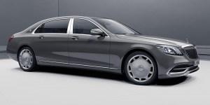 Mercedes-Maybach Grand Edition, Hanya Dipasarkan  di Jepang!