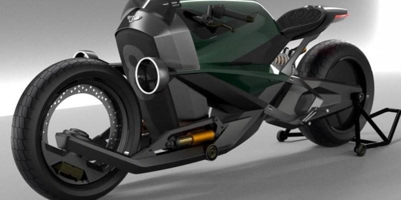 Bentley Tertarik Bikin Motor Listrik Super Mewah?