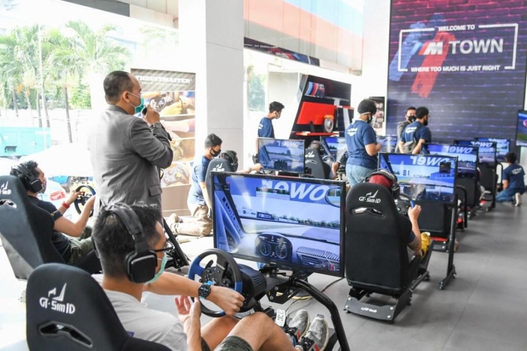 BMW Indonesia dan MOCI Gelar Kompetisi Balap Virtual