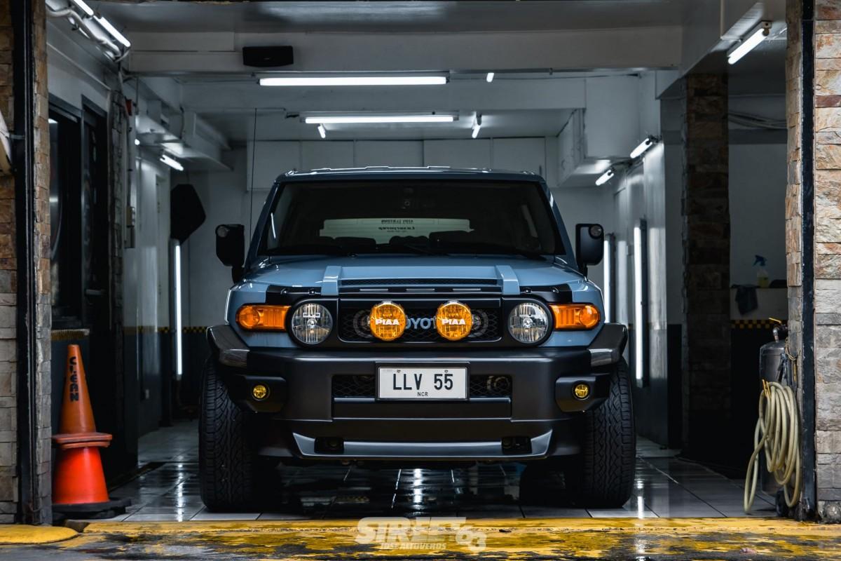 Toyota FJ Cruiser, Sang Pemeluk Aspal