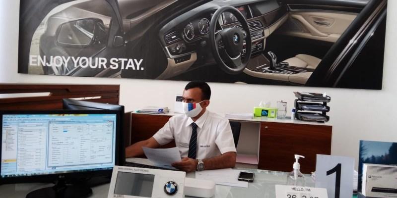 New Normal, BMW Astra Terapkan Standar Layanan Baru di 8 Dilernya