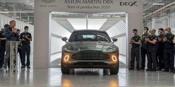 Aston Martin Luncurkan SUV Pertamanya, Saingi Urus dan Cullinan