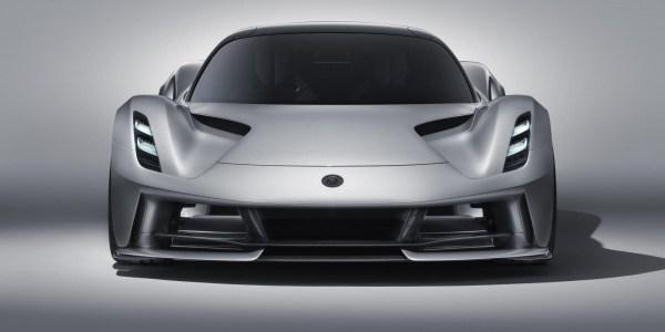 Hanya 130 Unit, Lotus Evija Akan Sulit Dikejar Bugatti Chiron