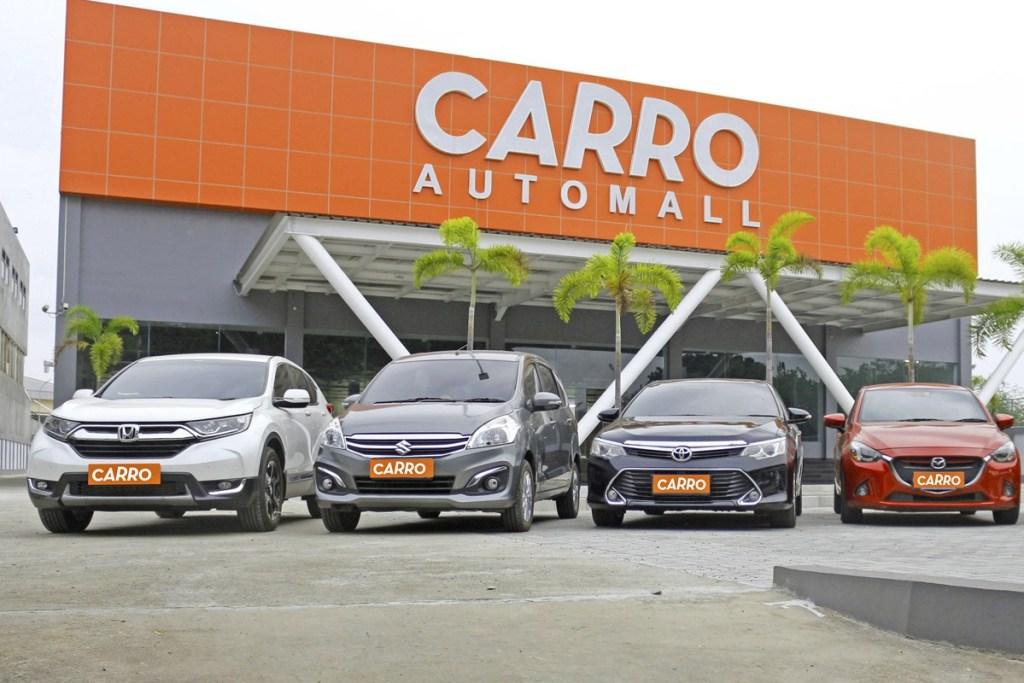 CARRO, Luncurkan Automall Showroom Mobil Bekas Terbesar