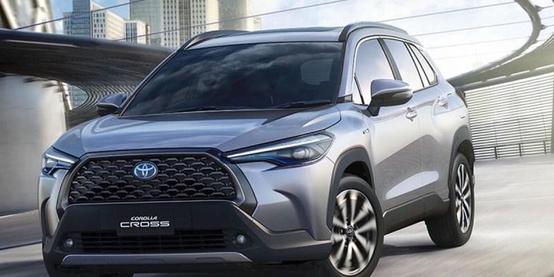 Toyota Corolla Cross Meluncur Pekan Depan