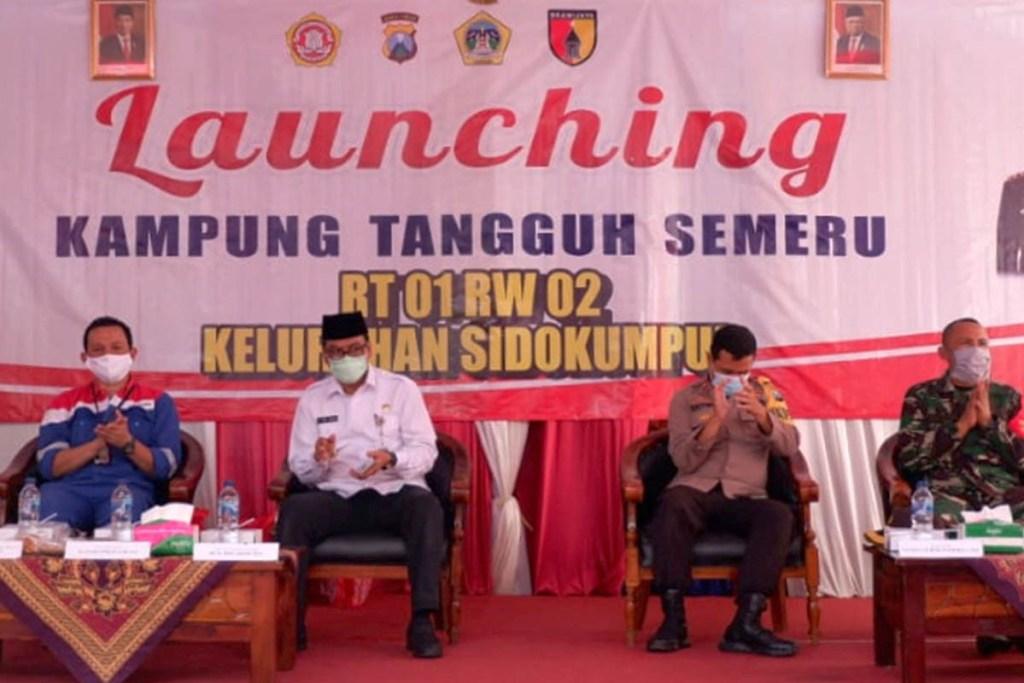 Pertamina Lubricants Dukung Pembentukan Kampung Tangguh