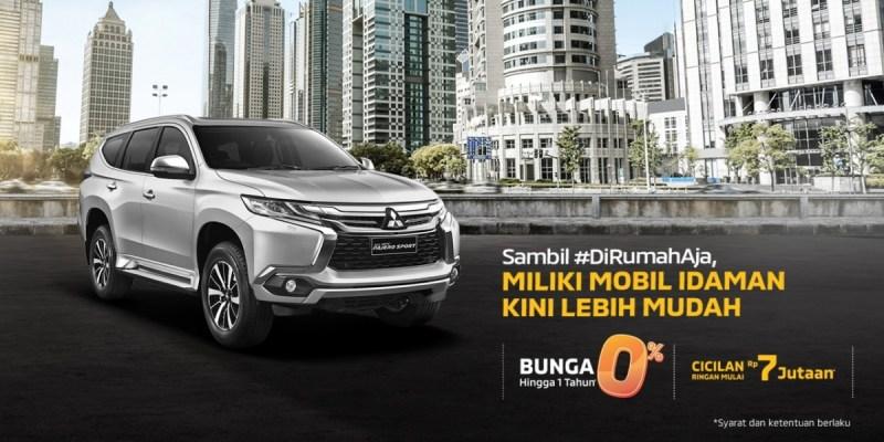 Aneka Program Promosi Mitsubishi Motors Untuk Juli 2020