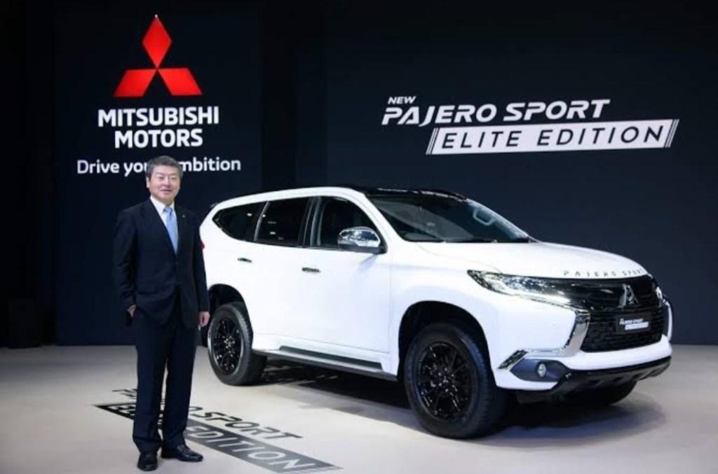 Tampil Lebih Gagah, Pajero Elite Edition Siap Imbangi Kehadiran Toyota Fortuner Legender