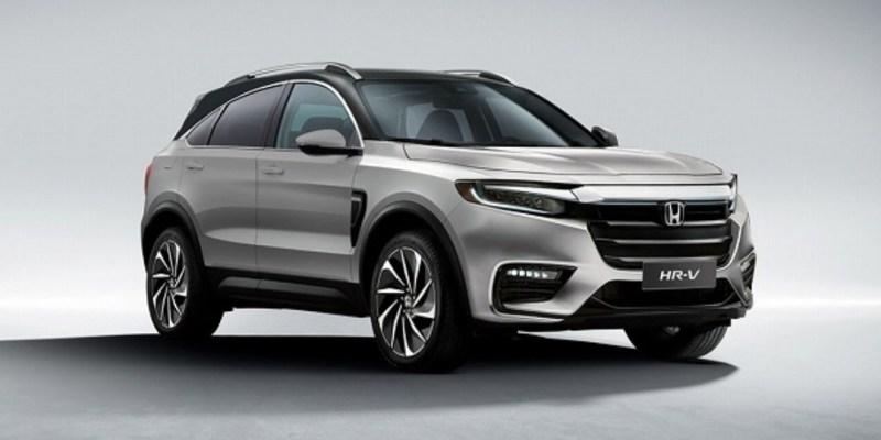 Rendering Honda HR-V 2021, Makin Menggoda Dengan Aura Premium Yang Elegan