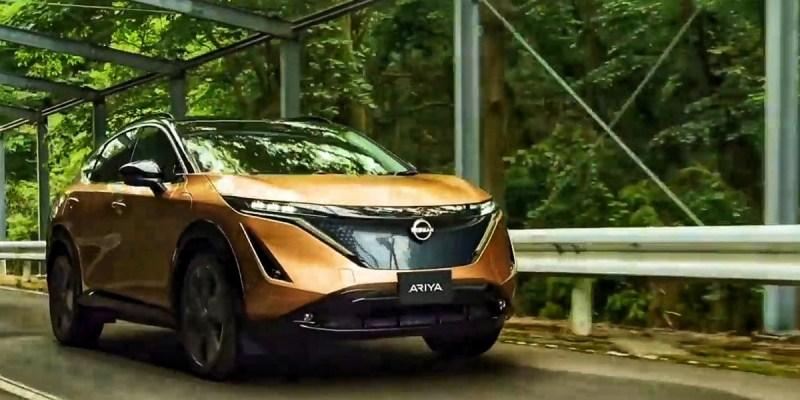 Nissan Ariya Meluncur, Andalkan Platform Baru Dan Teknologi Semi-Otonom