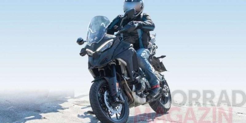 Ducati Multistrada V4 Segera Meluncur, Lebih Gahar!