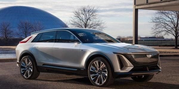 Cadillac Siap Kenalkan SUV Listrik Pertamanya