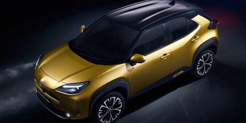 Lexus Siapkan SUV Kompak Berbasis Toyota Yaris Cross