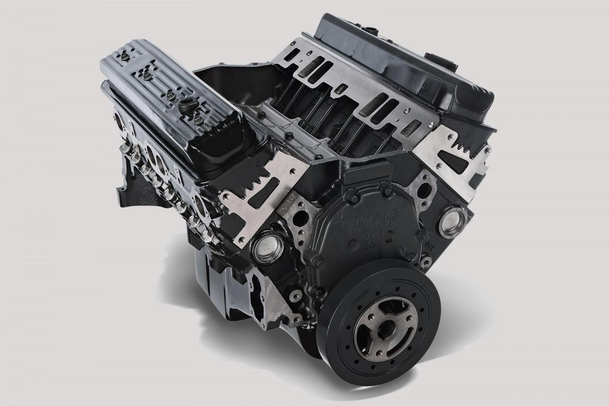Mesin  GM V8 350, Nyawa Baru Sang Kuda Beban