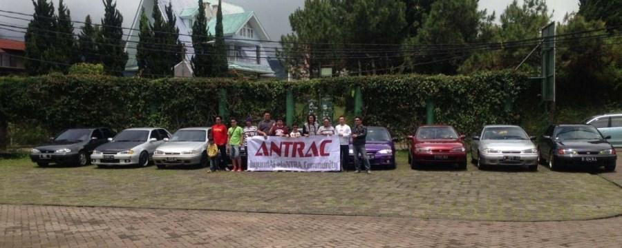 Antrac, Hadiri Community Gathering Hyundai Mobil Indonesia