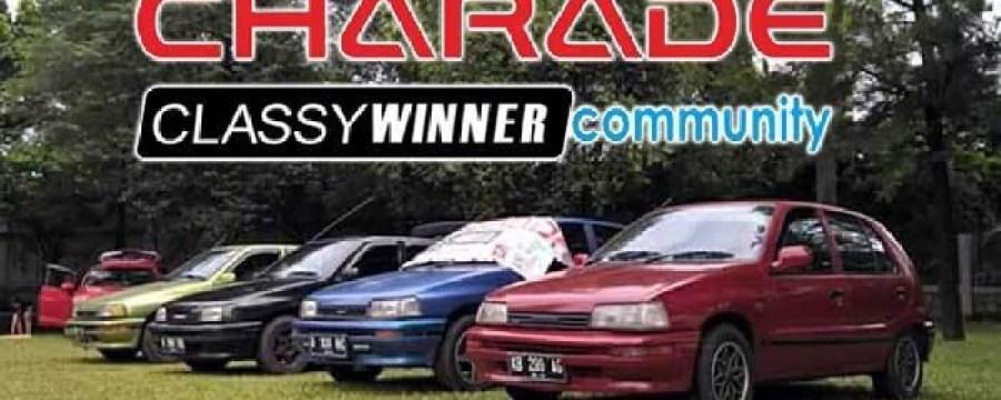 Charade Priangan Ramaikan Bandung Lautan Daihatsu 2018