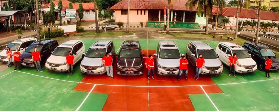 Baksos Cortezian Indonesia di HUT ke-2