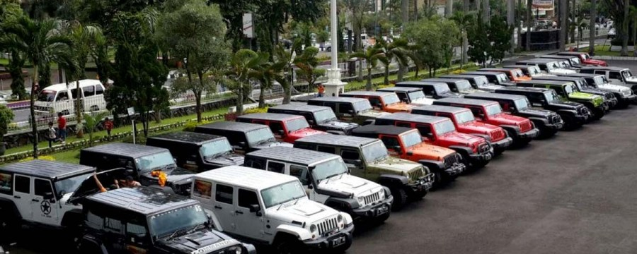 JK One Owners Club, Perempuan Tangguh Dibalik Kemudi Jeep