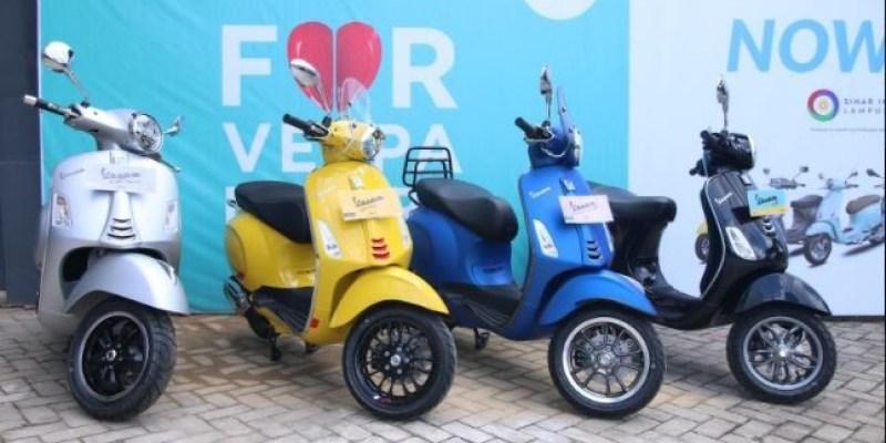 Piaggio Indonesia Lebarkan Sayap Hingga ke Bandar Lampung