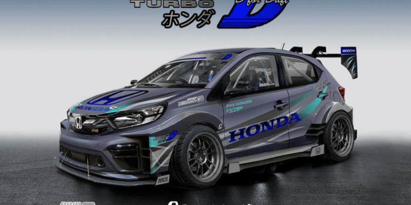 Inilah Pemenang Honda Brio Virtual Modification 2020