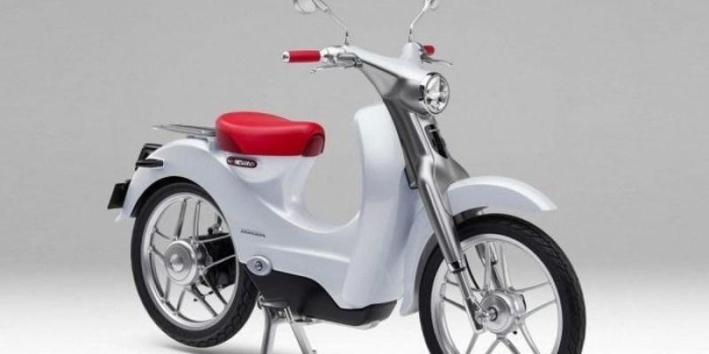 Bocor, Honda Super Cub Segera Hadir dengan Mesin Listrik