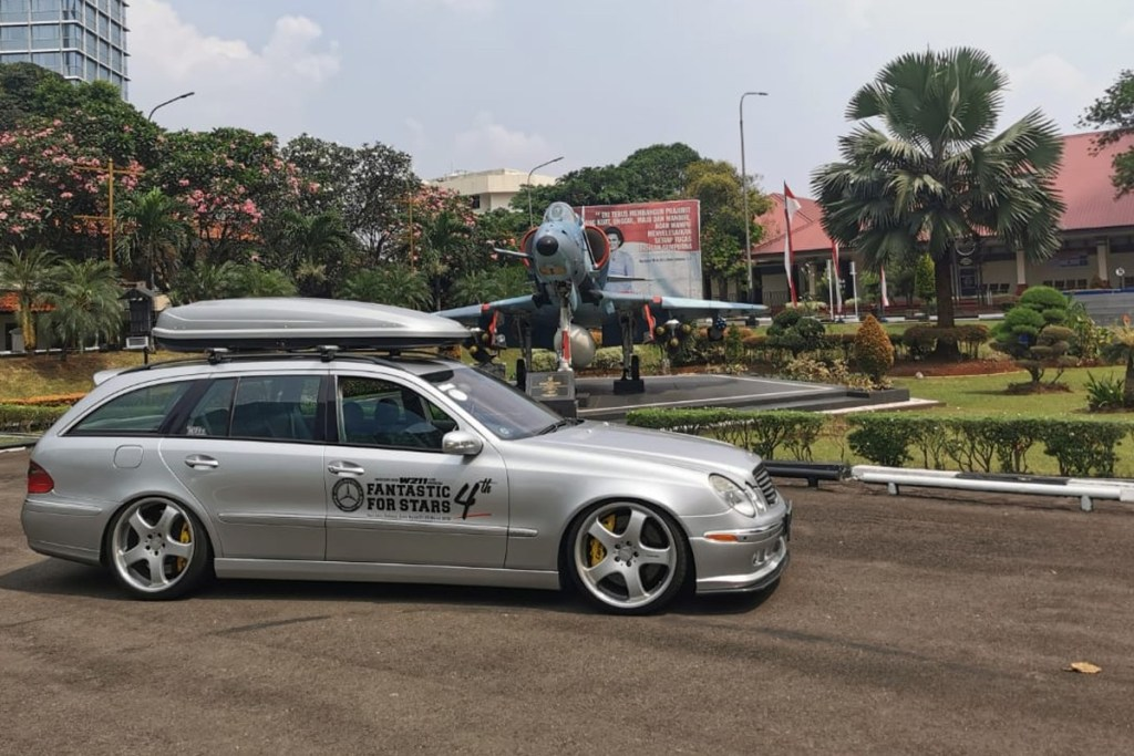 MB W211 CI 'Independence Day Fun Golf Experience 2020'