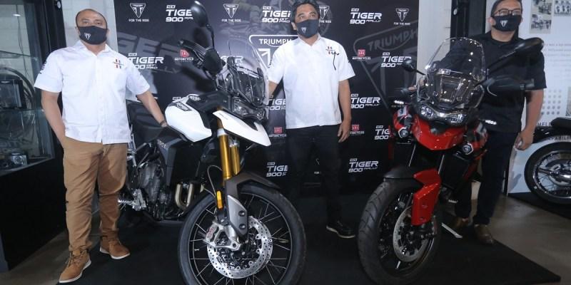 GAS Motorcycles Luncurkan Lima Produk Triumph Terbaru