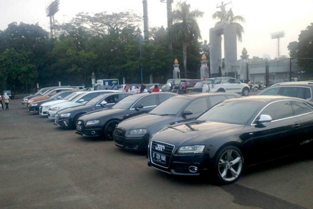 Audi Driven Club Indonesia, Komunitas Pertama Pecinta Audi