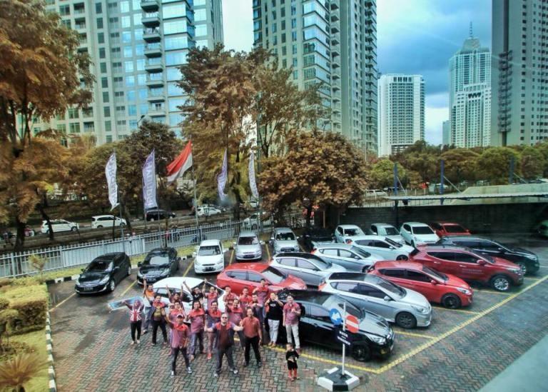 Gravity, Jalin Kebersaman Para Pengguna Hyundai Grand Avega