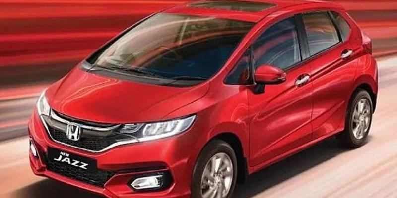Honda Segarkan Tampilan Jazz, Kini Dilengkapi Sunroof