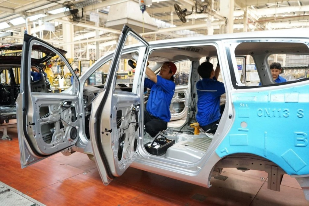 Industri Otomotif Semakin Kompetitif, Laju Kinerjanya Terus Dipacu