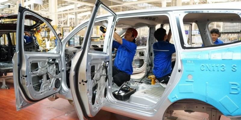 Menperin Optimistis Daya Saing Industri Otomotif Indonesia Tetap Tinggi