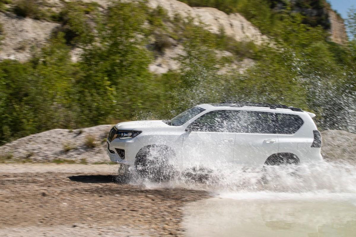 Toyota Land Cruiser Prado 2021, Dari Jepang Menyeberang Ke Eropa