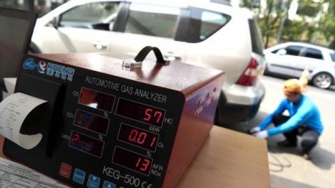 Mobil dan Motor Tidak Uji Emisi, Ini Akibatnya