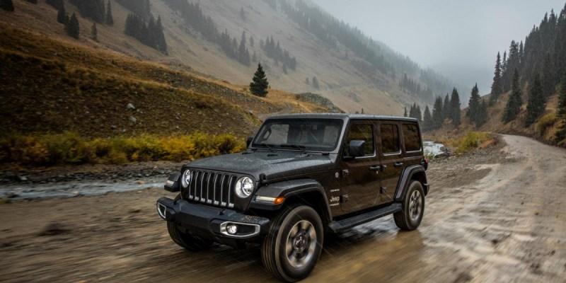 Jeep Wrangler 2021, Siap Menghadang Laju Ford Bronco