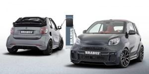 Brabus Ultimate-E, Sports Car Listrik Penjelajah Kota