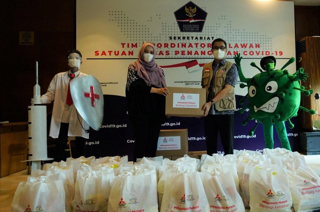 Komitmen Berkelanjutan MMKSI Dalam Perangi Covid-19 di Indonesia