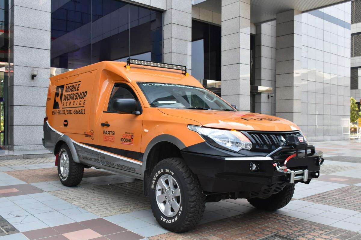 KTB Hadirkan Mobile Workshop Service Guna Mendukung Bisnis Konsumen