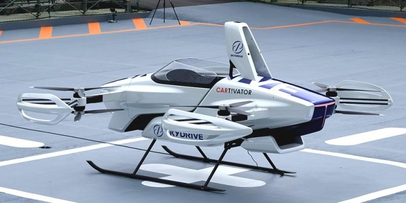 Mobil Terbang, Selamat Datang Era Baru
