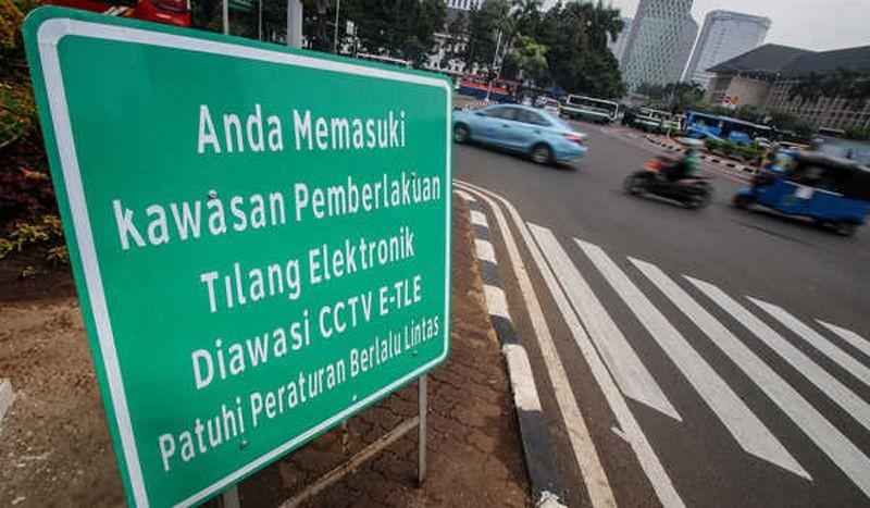 Mulai November, Denda Rp 1 Juta Bagi Pelanggar ETLE di Depok